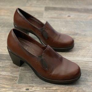 COPY - Dansko Leather Heels Pumps Shoes Size 42 W…